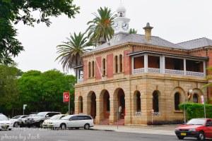 Grafton-Post Office