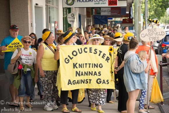 Not happy with CSG in Gloucester