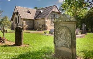 Old church near Dungog NSW