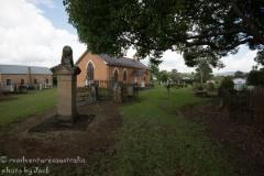 Church yard. Stroud