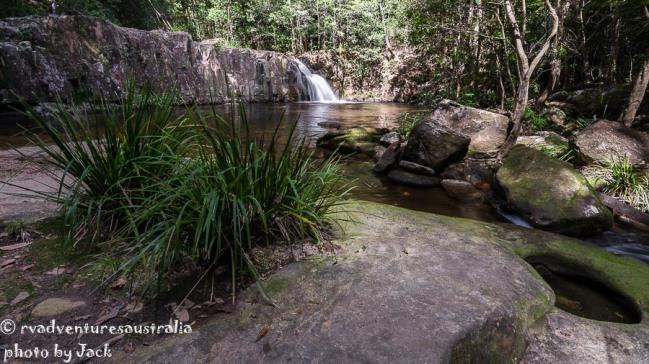 Watui falls