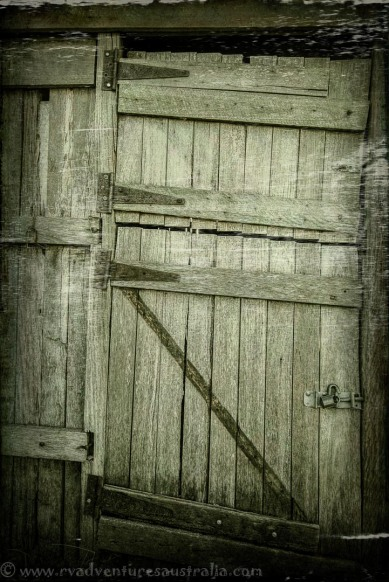 I have a thing about old doors