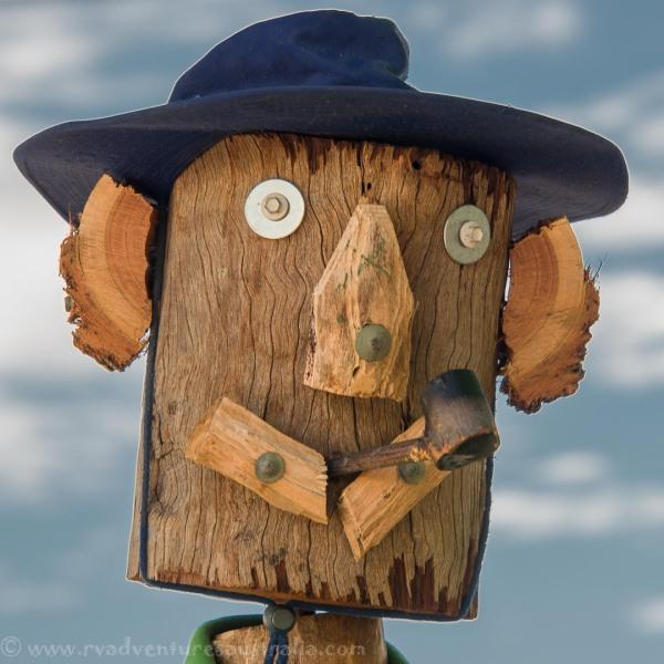 Timbertown Man