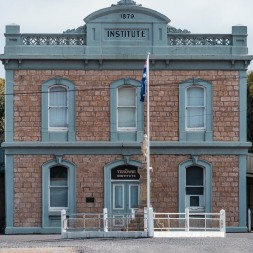 The Institute building