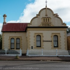 The old English Scottish and Australian Bank