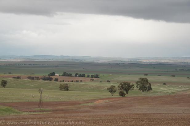 Around Peterborough South Australia