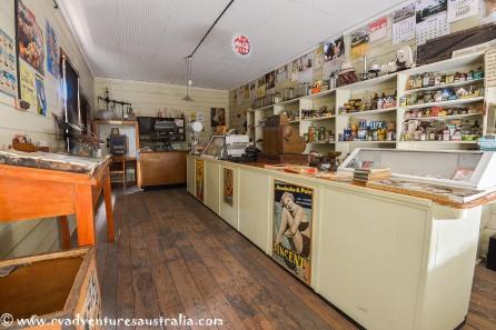 The Kimba museum store
